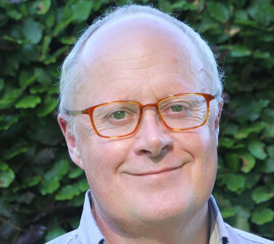 Roger Parry CBE